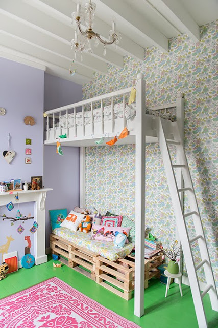 kids room: color splash