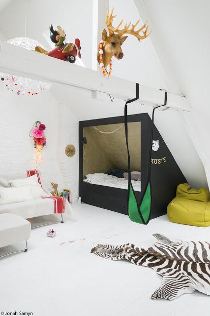 kids room: rosie
